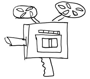 camera drawing 2