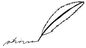 press drawing
